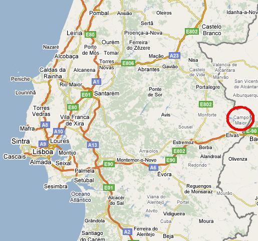 campo maior mapa de portugal David Belle em Portugal [b]parkour.pt[/b] em associação a [b  campo maior mapa de portugal